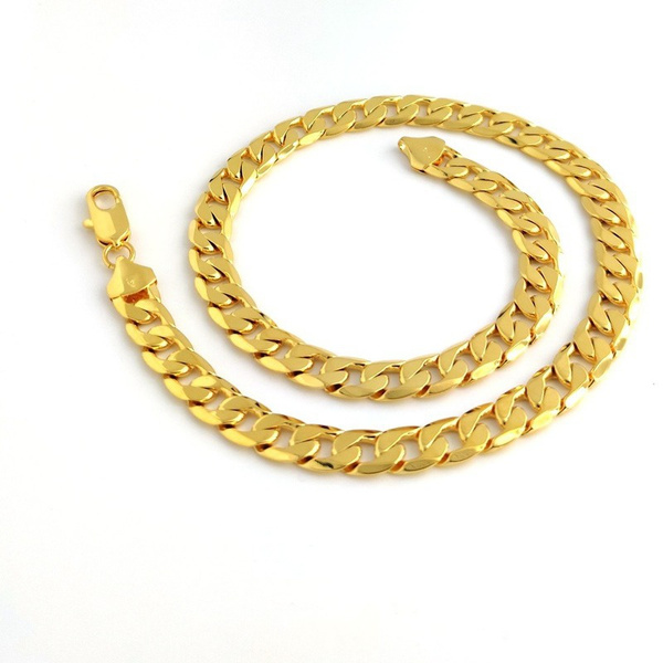 Heavy, Chain Necklace, mens necklaces, Jewelry