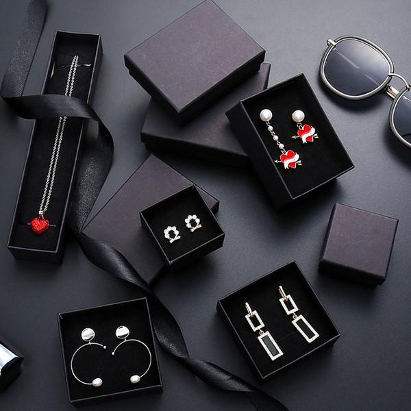 Box, case, kraft, jewelrycase