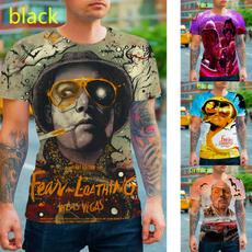Tops & Tees, Short Sleeve T-Shirt, funny3dtshirt, Shirt