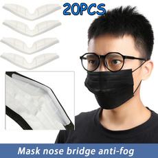 antifoggingstrip, maskaccessorie, Silicone, Masks