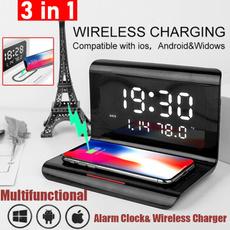 wirelesschargerclock, iphonewirelesscharging, iphone12, iphone 5
