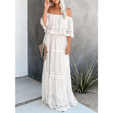 gowns, Lace, Summer, eveingdresse