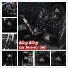 Bling, Elastic, Cars, gearshiftcover