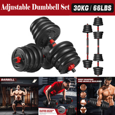 Equipment, exercisetrainingtool, Sport, fitnessdumbbellset