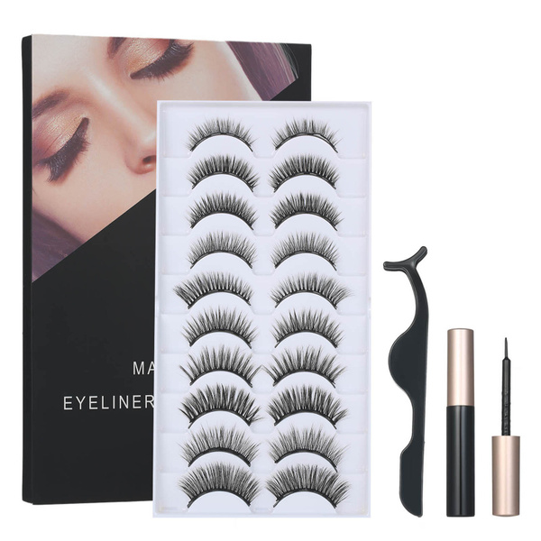 False Eyelashes, minklashe, ardelllashe, Beauty
