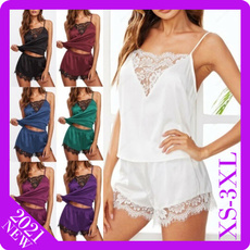 lacecrochet, lace trim, nightwear, Shorts