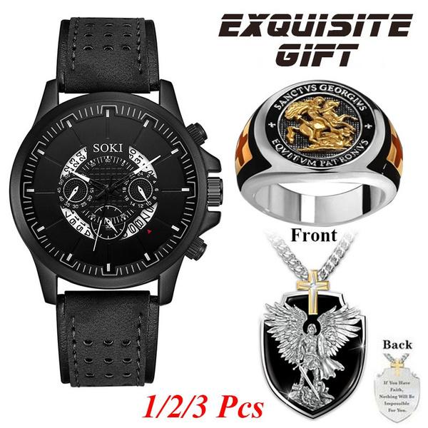 fashionablemenswatche, exquisiteanniversarygift, Fashion, 925 sterling silver