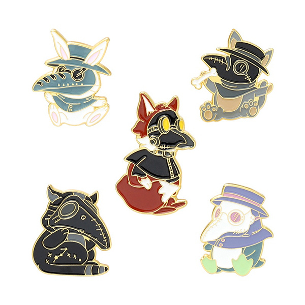 cute, Fox, rabbit, Jewelry