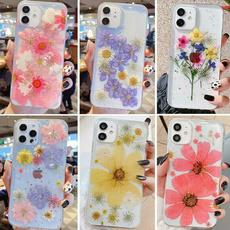 case, epoxyrealflower, TPU Case, Flowers