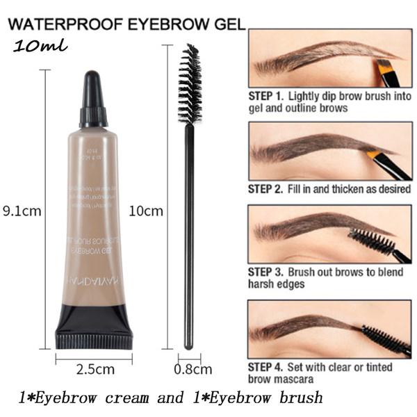 eyebrowcream, nonfadingeyebrowcream, Makeup, Beauty