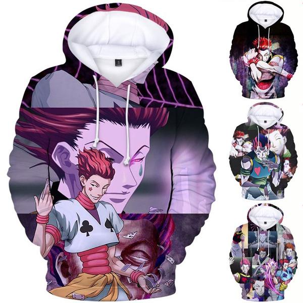 hisoka3dsweatshirt, 3d sweatshirt men, Fashion, Hoodies