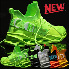 non-slip, meshbreathableshoe, trainersformen, Casual Sneakers