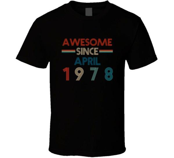 Fashion, Shirt, 1978, Awesome