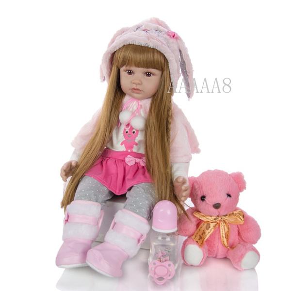 cute, Fashion, rabbitclothingbabydoll, softvinylbabydoll