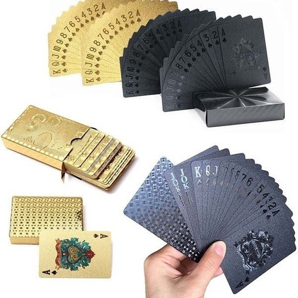 Plastic, Poker, mattepoker, Jewelry