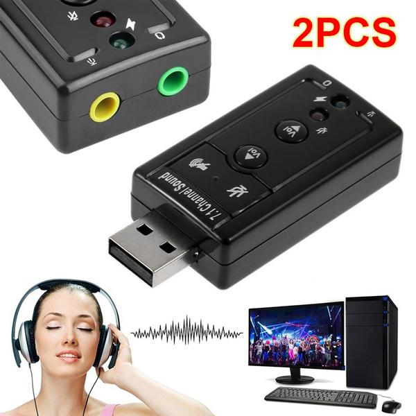 Microphone, usb, Adapter, audioadapter