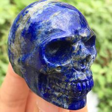 Decor, quartz, Gifts, skull