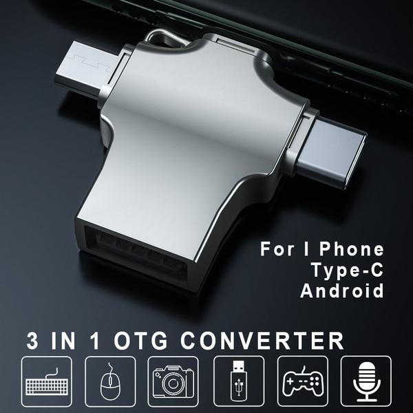 otgadapter, Apple, iphone adapter, Iphone 4