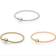 Charm Bracelet, Corazón, Moda, Arrow