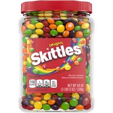 Food, skittle, Jars, candy