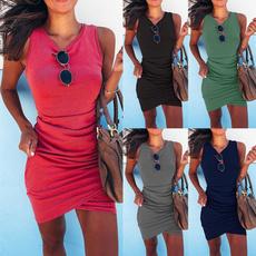 Women, slingdresse, Fashion, Sexy Dress