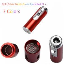 lightersampsmoking, smokingpipe, clicknvapesherbalvaporizer, Metal