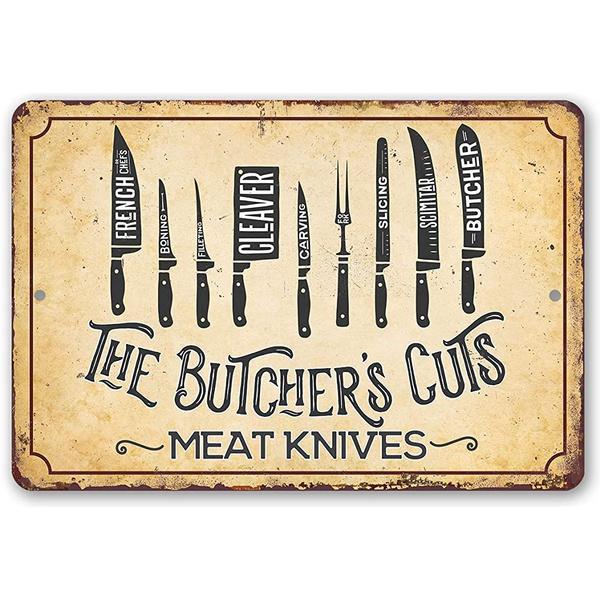 Decor, Cut, Meat, Durable