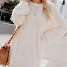 party, Fashion, sweater dress, Necks