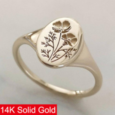Fashion, 925 sterling silver, wedding ring, Gifts