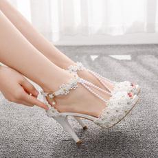 dress shoes, Tassels, Sexy Heels, Women Sandals