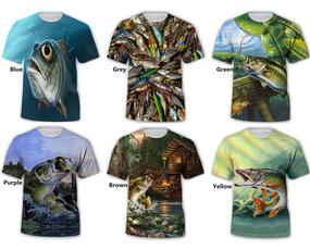 Summer, Fashion, fish, Tops