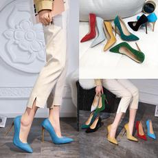 Plus Size, womenssingleshoe, Womens Shoes, Pump