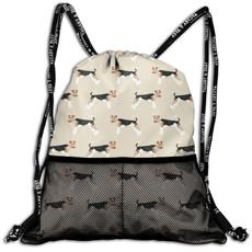 Fashion, bundlebackpack, patchworkbag, luggagedrawstringbackpack