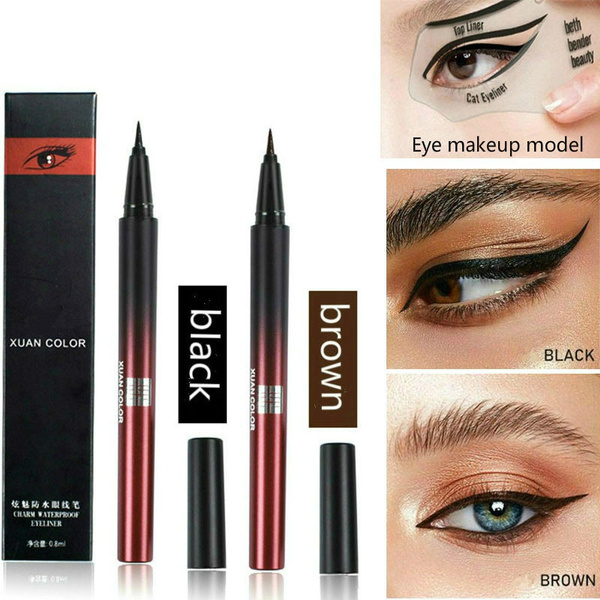 blackeyeliner, Waterproof, eye, Beauty