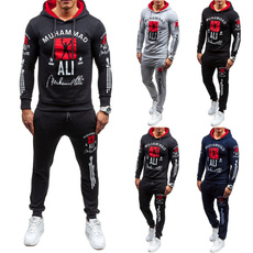 hooded, sportset, men clothing, Sweaters