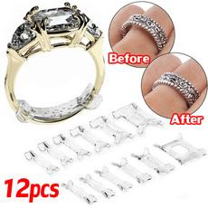 ringguardspacer, Jewelry, Silicone, ringsizeadjuster