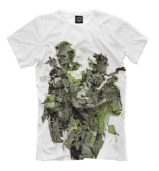 frontiere, Shirt, solid, Metal