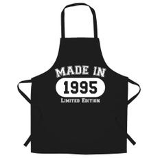 apron, made, 1995, limited