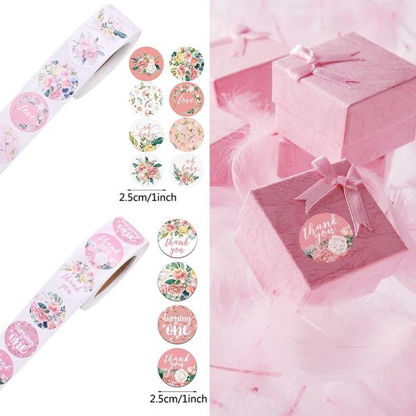 sealingsticker, Decor, Gifts, packagelabel