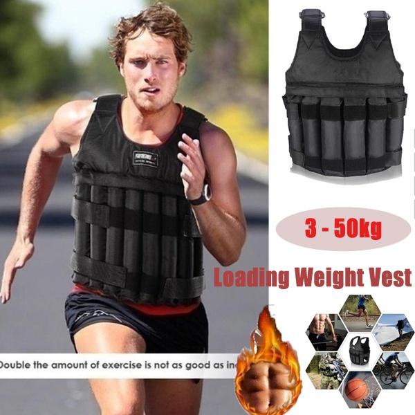 strengthtraining, Vest, loadingweightvest, adjustablevest