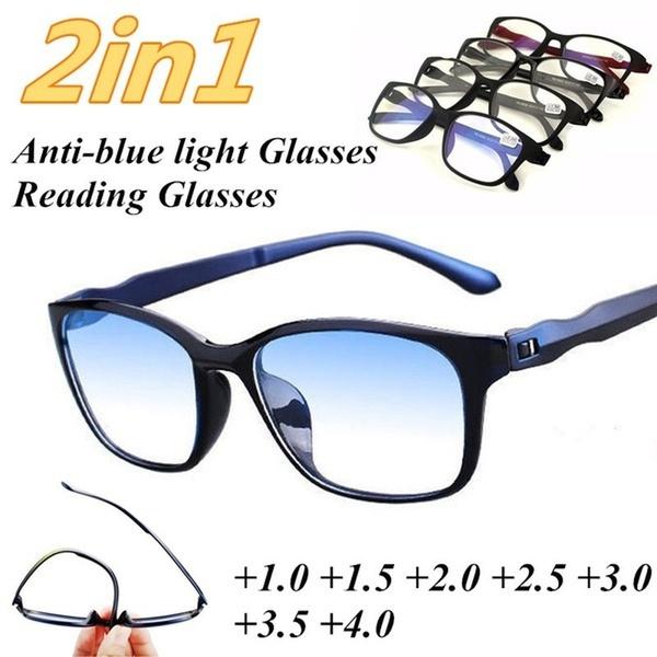 Blues, Men, Computer glasses, Blue light