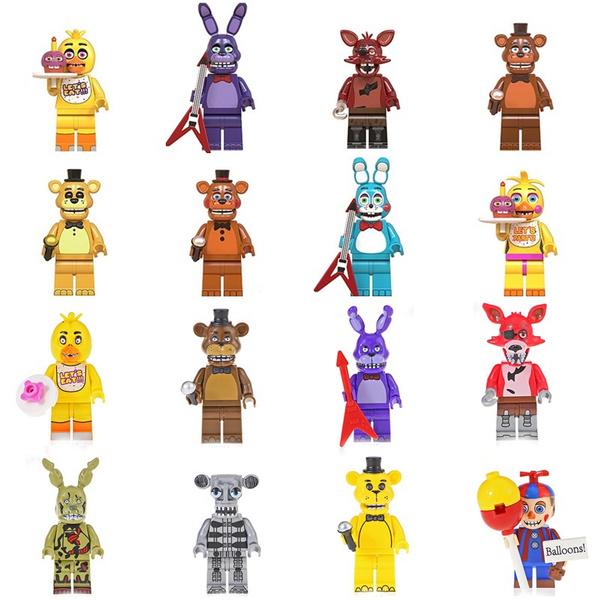 Toy, fivefreddysplushtoy, figure, Bears