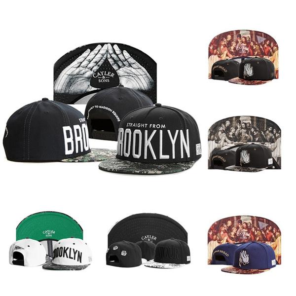 Outdoor, snapback cap, Hats, Hip-Hop Hat