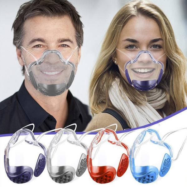 transparentmask, dustproofmask, faceshield, splashproof
