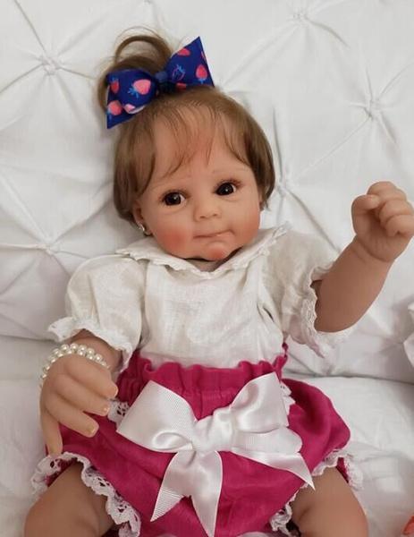rebornbabydollgirlrealistic, Gifts, doll, Sweets