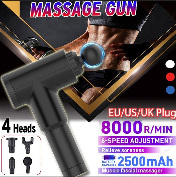 backmassager, musclemassager, massagegun, gun