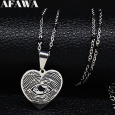 Steel, Heart, Goth, eye