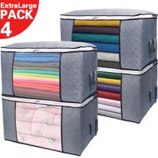 Box, withhandle, Closet, Foldable
