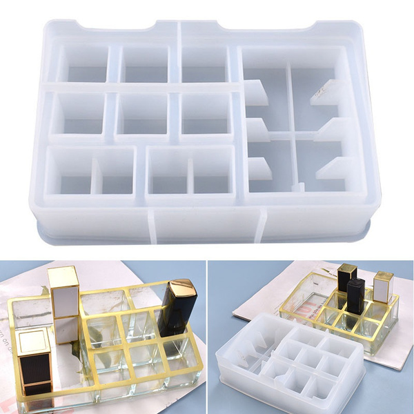 Box, Handmade, Lipstick, lipstickstorageboxmould