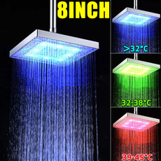 topshowersprayhead, led, ledshowerhead, watershower